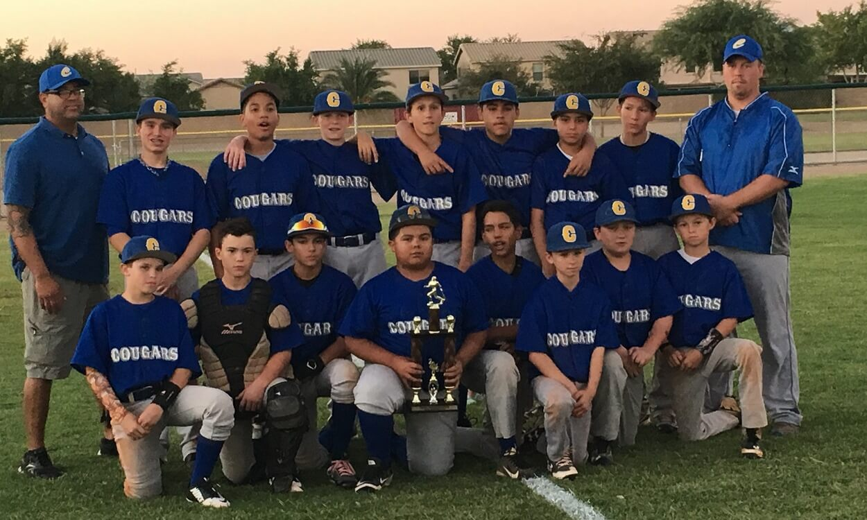 Combs Middle School Wins Tournament Championship