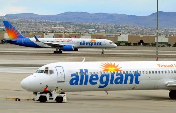 Allegiant Air under fire after '60 Minutes' safety report
